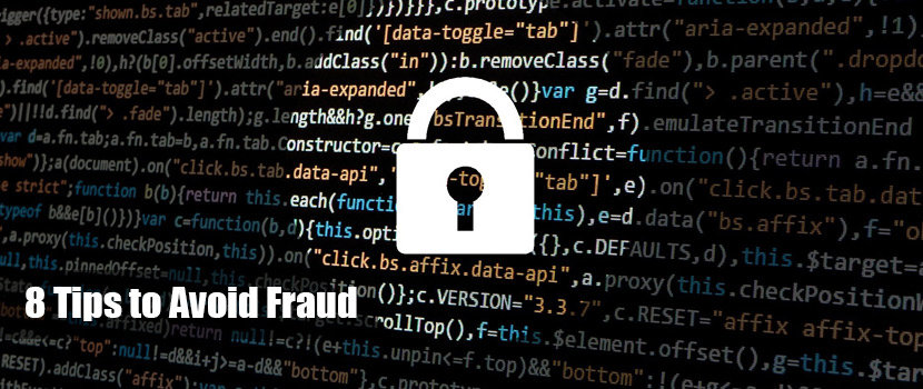 avoid fraud tips