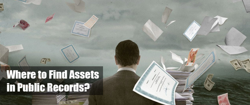 finding assets investigations