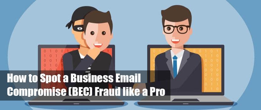 BEC fraud