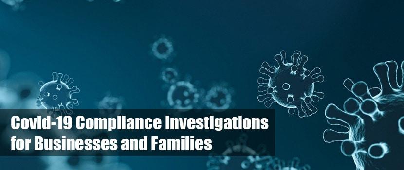 covid 19 private investigations