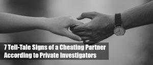 cheating spouse investigators